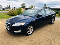 2009 FORD MONDEO 2.0 TDCi ZETEC, FULL HISTORY, BELTS CHANGED, LONG MOT p/x focus passat vectra astra