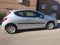 PEUGEOT 207 1.4 DIESEL. CHEAP TAX AND INSURANCE.