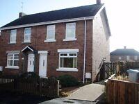 2 Bed Semi Detached home in Langley Park let on a furnished or unfurnished basis