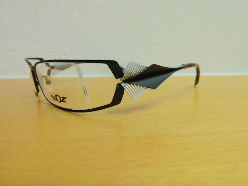Originale, teilrandlose Designerbrille BOZ by JF Rey Mod. NARCISSE 0010