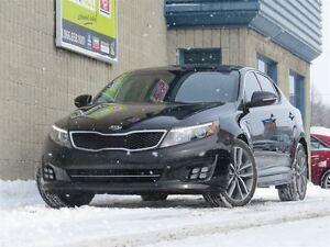 2014 Kia Optima SX 2.0 TURBO*CUIR,GPS,2 SETS PNEUS*