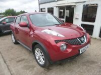 NISSAN JUKE - AO62URL - DIRECT FROM INS CO