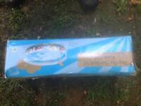 6 foot diameter paddling pool unused