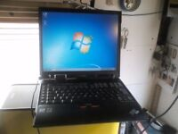 5 ibm laptops £120