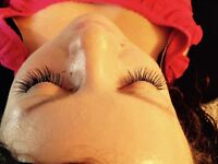 High quality long lasting Semi permanent individual eye lash extensions Thornbury Bristol £35