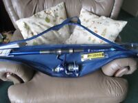 Brand New bought from Lidl's Fishing Rod and reel set