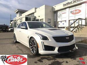 2016 Cadillac CTS-V -
