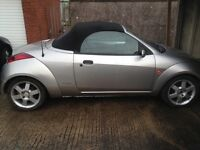 Ford streetka sale or swap