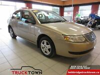 2006 Saturn Ion 2 Midlevel, Easy On Fuel! PLUS TAX ONLY!