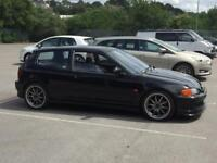 Civic VTI UK