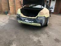Car body repairs mobile service