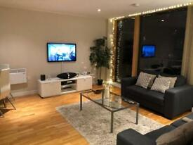 Two Bedroom Apartment in Castlefield with Parking Available December