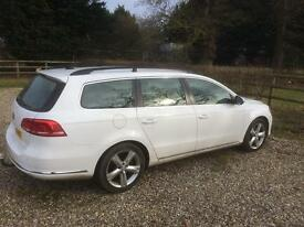 VW Passat Estate 2.0 TDI Blue Motion 2011
