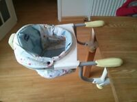 High chair - chicco 360