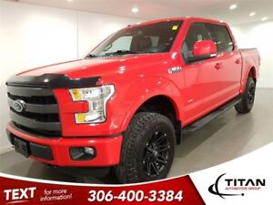 2016 Ford F-150 4x4|CAM|Leather|Sunroof|NAV