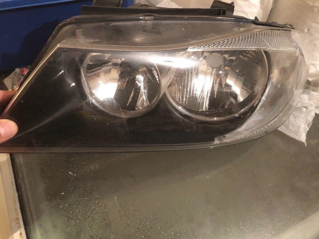 Bmw e90 headlights (pair)