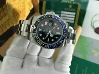 Rolex GMT Master 2 Batman Stainless Steel