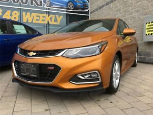 2017 Chevrolet Cruze Hatch LT Auto TRUE NORTH EDITION, RS