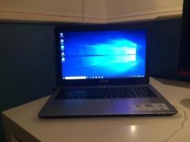 Asus X555l i5 1 TB hard drive 4gb