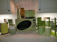 Green kitchen bundle