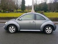 2005 Vw Beetle TDI, One owner from new, serviced every year with all the receipts