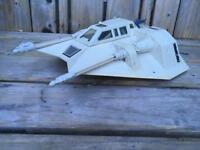 Vintage Star Wars snowspeeder