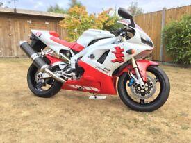 Yamaha 1998 r1