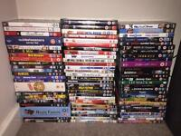 80+ DVD bundle - £10