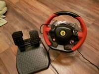 Xbox one driving set