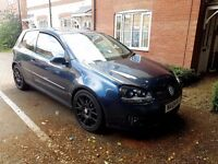 For sale my lovely Golf TDi GT 2.0 DIESEL