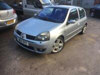 2002 Renault Clio sport 172 silver just hadn't timing belt and dephaser pullys