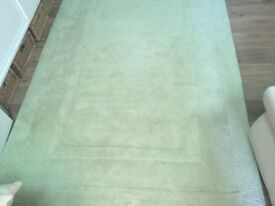 Large Rug - Pale Green