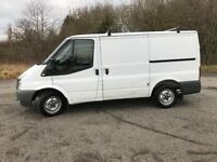 Ford Transit 2010 low 85000 miles Service History Company owner