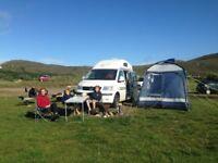 Camper Van High Top VW Transporter T5 4 Berth