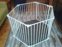 Excellent Baby Start play pen/ safety gate/ hearth gate