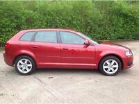 FINANCE AVAILABLE GOOD, BAD OR NO CREDIT**Audi A3 2.0 TDI SE Sportback 5dr**
