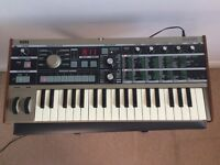 Korg Microkorg synth - great condition