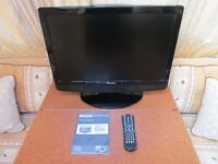 "22"" FREEVIEW TV/DVD COMBO"