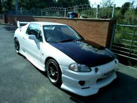 Honda Del Sol Modified
