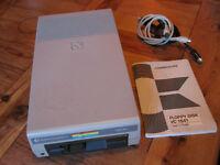 Commodore 1541 disk drive for Commodore 64