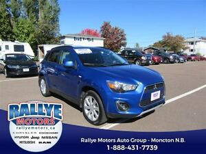 2015 Mitsubishi RVR SE Limited!! 4x4! Alloy! Heated! Trade-In!