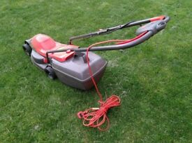 Flymo Speedi-mo rotary electric lawn mower
