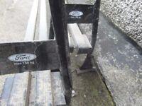 transit van roof bars rack spares repairs