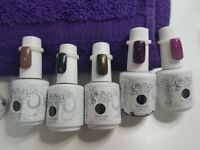 Gelish gel polish bundle or seperate