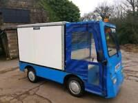 Towrite Electric truck van 2010