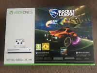 Xbox 1 s 500gb brand new