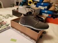 Momentum men's grey boots