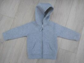 Hoodie 6-9 months - excellent condition