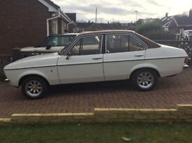 Escort. Fiesta. Capri. Etc wanted