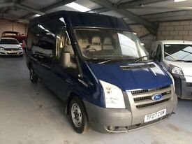***NO VAT*** 2007 FORD TRANSIT T280 FWD LWB MEDIUM ROOF